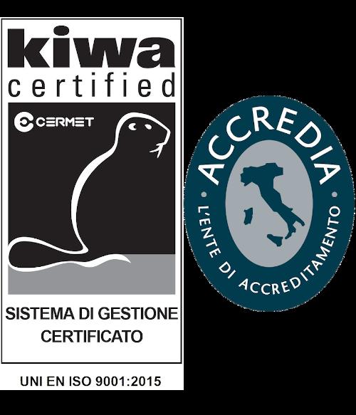 loghi certificati iso2